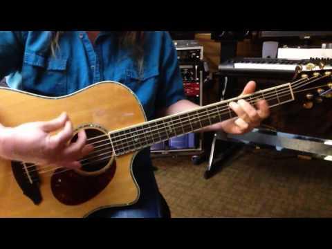 Alternate Tuning C#G#C#G#C#E - Key C# Natural Minor