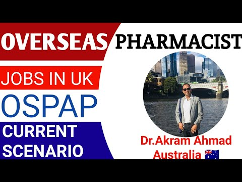 How To Become Registered Pharmacist In UK | Pharmacist Immigration To UK