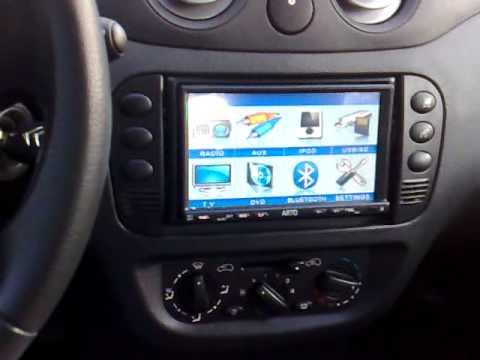 Dvd Automotivo Ar70 Tela Lcd 7 U0026quot  710a   Citroen C3