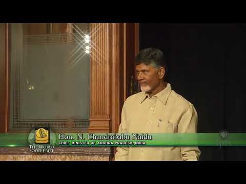 CBN Gets Grand Welcome in The World Food Prize in USA