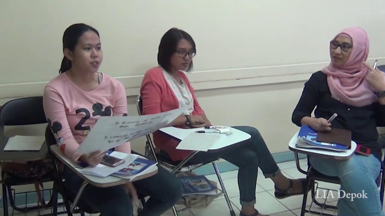 Cv 5 Asking For Agreement Room 408 Lb Lia Depok Youtube