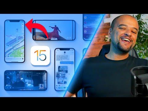 iOS 15: TOP 5 des Nouveautés et Comment Les Maîtriser + Avertissement Sur VOTRE Vie Privée ⚠️