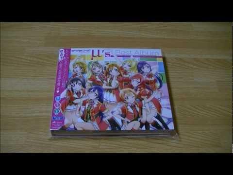 ラブライブ! μ's Best Album Best Live! Collection 開封