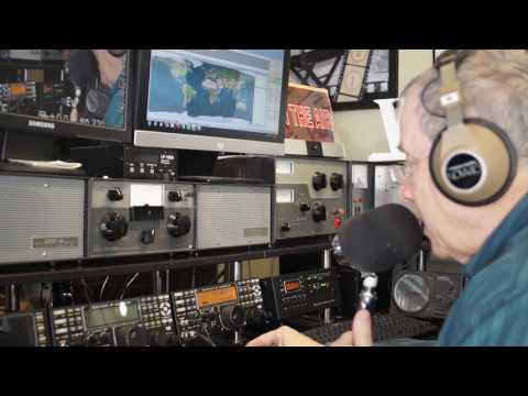 Ham Radio Basics--Example of the Art of the QSO Where There is An Exchange of Information
