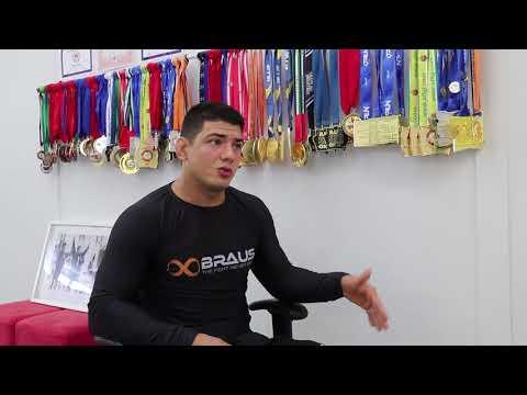 "Roberto ""Bob"" Dib Frias Interview -  Ramen Choke Hold Jan '18"