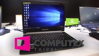 GIGABYTE AERO 14 - первое знакомство с ноутбуком - Keddr.com