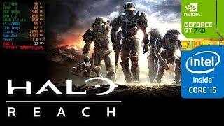 Halo Reach (GT 740M/GT 825M/GT 920M) [Original]