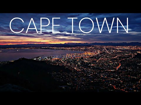 Cape town south Africa natural beauty of cape town excursion travel
