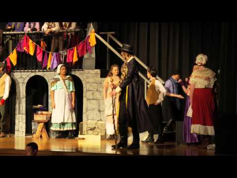 Pocket Downingtown Middle School Theater Blue Cast 2-7-15