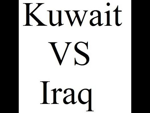 Comparing Kuwait To Iraq - Whose Currency Will Be Stronger.