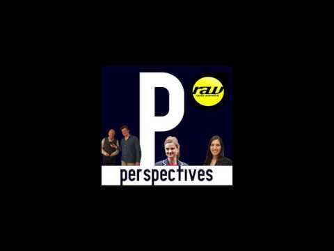 Perspectives Show 9 (Featuring an Interview with Gyles Brandreth)
