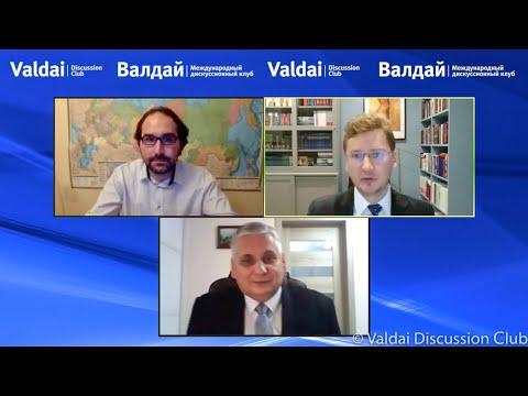 Дискуссия «Региональные и международные последствия нагорно-карабахского кризиса»
