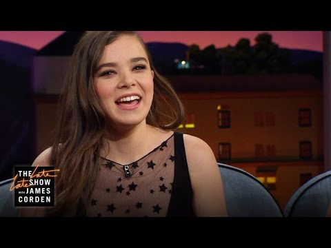 Hailee Steinfeld Talks Taylor Swift's Bad Blood Video