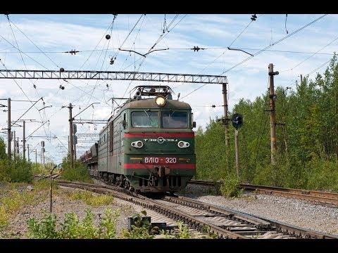 "Промтранспорт. ВЛ10-320 (АО ""Апатит, Кировск) / VL10-320 (Apatite industry, Kirovsk, RUS)"