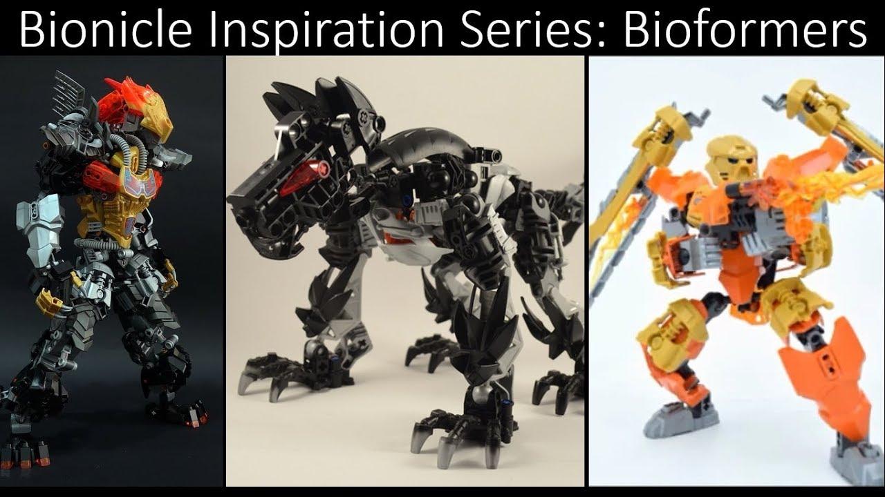 Bionicle Serie
