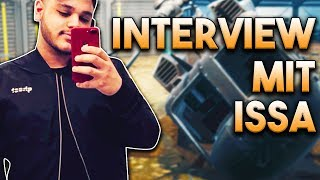DAS GANZE INTERVIEW MIT ISSA | Duos mit Pro Playern | Fortnite Battle Royale