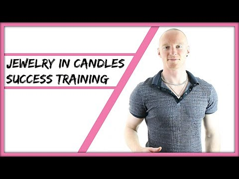 Jewelry In Candles Representative Training – How To Sell Jewelry in Candles Successfully Online