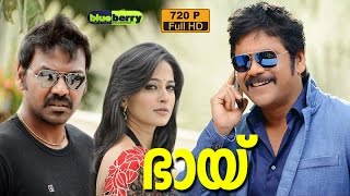 Bhaai | malayalam full movie | Nagarjuna, Lawrence,  Anushka Dubbed malayalam hit movie full hd