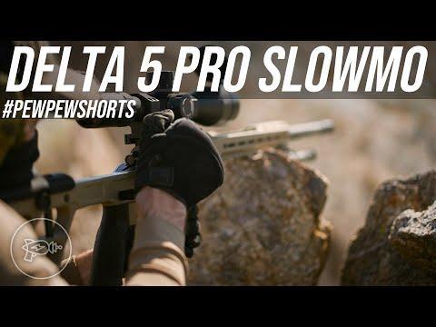 DD Delta 5 Pro 240 FPS Slow-Motion! [Pew Pew Shorts]
