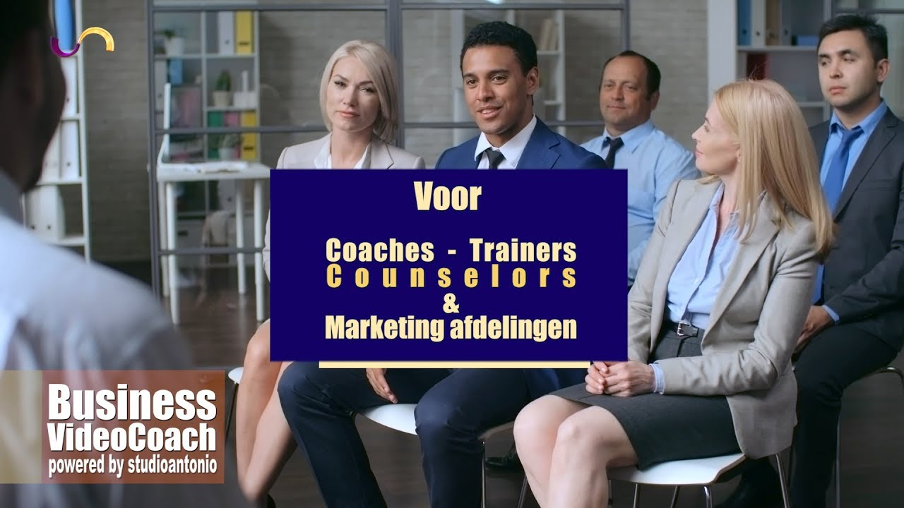 Business VideoCoach - Introductie video
