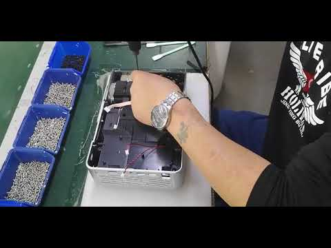 How to clean dust of  T6 lcd screen