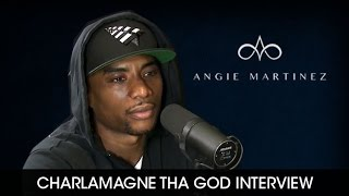Charlamagne Breaks Down How The Breakfast Club Was Formed With Angie Martinez