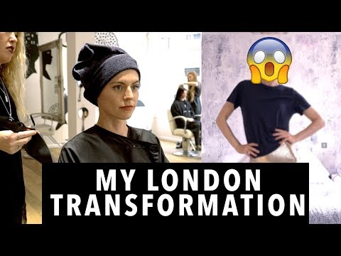 My London Hair and Fashion Makeover | Sorelle Amore