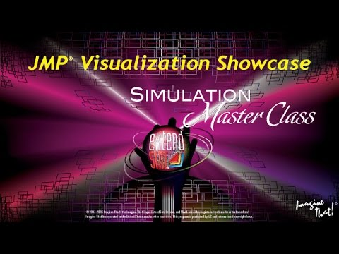 JMP's Visualization Showcase