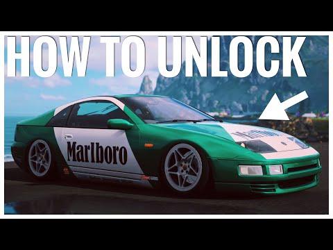 Forza Horizon 4 |How to unlock the Nissan 300ZX Easy & Fast thumbnail