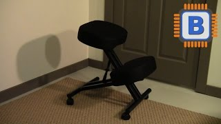 Sleekform Ergonomic Kneeling Chair Review