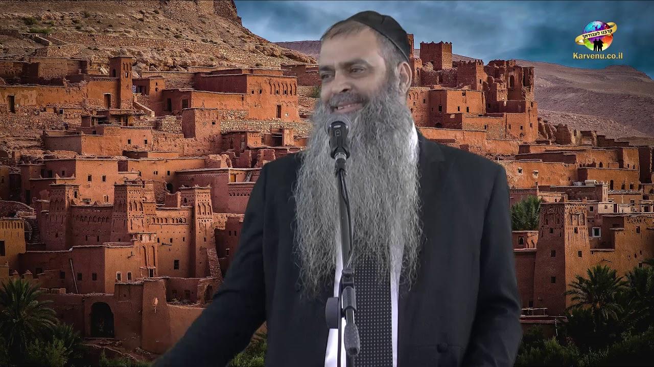 הרב רפאל זר HD | מהו הדבר שהורס את העולם שהשך במסגד מבקש שיעזבו אותו?!
