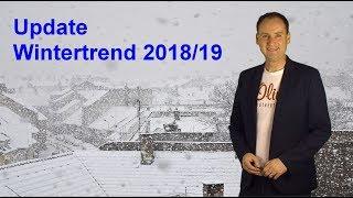 Rekordwinter in Sicht! Neuste Jahreszeitenvorhersage fur den Winter 20182019! (Mod. Domini ...