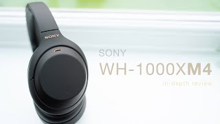 Sony WH-1000XM4 ANC Headphones In-Depth Review | The Best Just Got Better