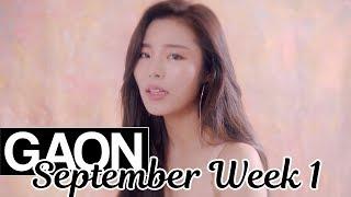 [TOP 50] Gaon Korean Music Chart 2019 [September Week 1]