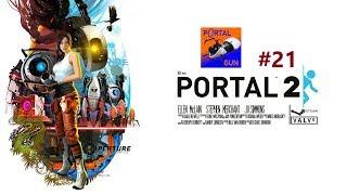 Die letzten 2 Missionen | Portal 2 #21 [LeOn]