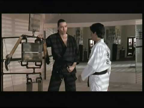 Karate Kid 3 wake up and smell the coffee