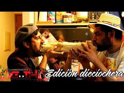 ASADO INDOOR CON JAIMELITO! Cocinando con el GOTH en Español - GOTH