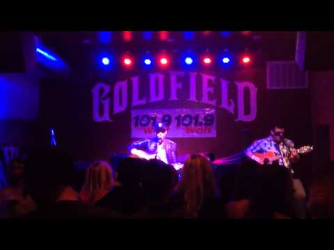 """Tyler Rich """"Southern Comfort"""" Original song Live @ Goldfield Trading Post Sacramento, CA"""