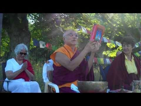 Splendid Presence of the Great Guhyagarbha