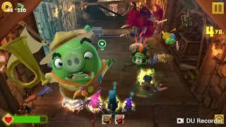 Angry Birds EVOLUTION  lvl 85 Вот это засада))))))