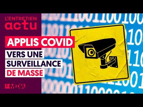 APPLIS COVID-19: VERS UNE SURVEILLANCE DE MASSE
