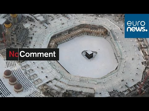 Coronavirus: Riyad rouvre l'esplanade autour de la Kaaba, mais suspend l'Omra