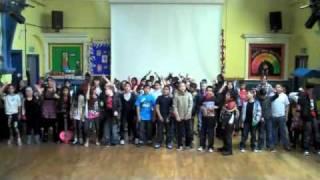 Watville Primary School Sing Iron Maiden   Flight Of Icarus