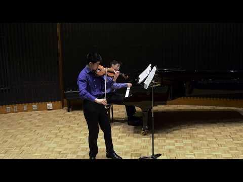 Beethoven: Violin Sonata #6 in A Major