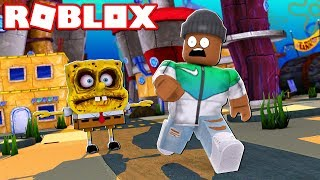 ESCAPE EL KRAB KRUSTY EN ROBLOX
