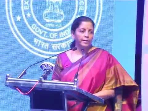 NIRMALA SITHARAMAN MINISTER OF STATE COMMERCE & INDUSTRY SPEECH IN INDIA INTERNATIONAL SEAFOOD SHOW