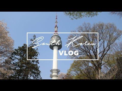 Travel Vlog 2 - South Korea