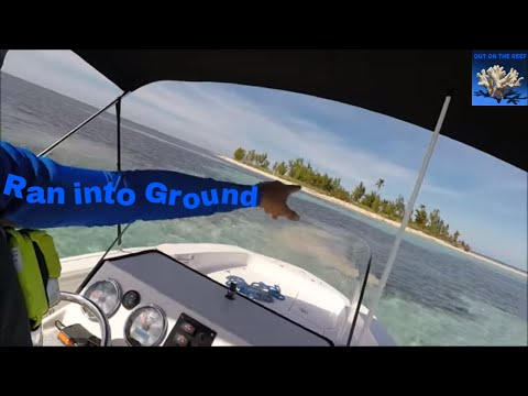 West End Freeport Bahamas Solo Survival Fishing Trip Ran into Ground