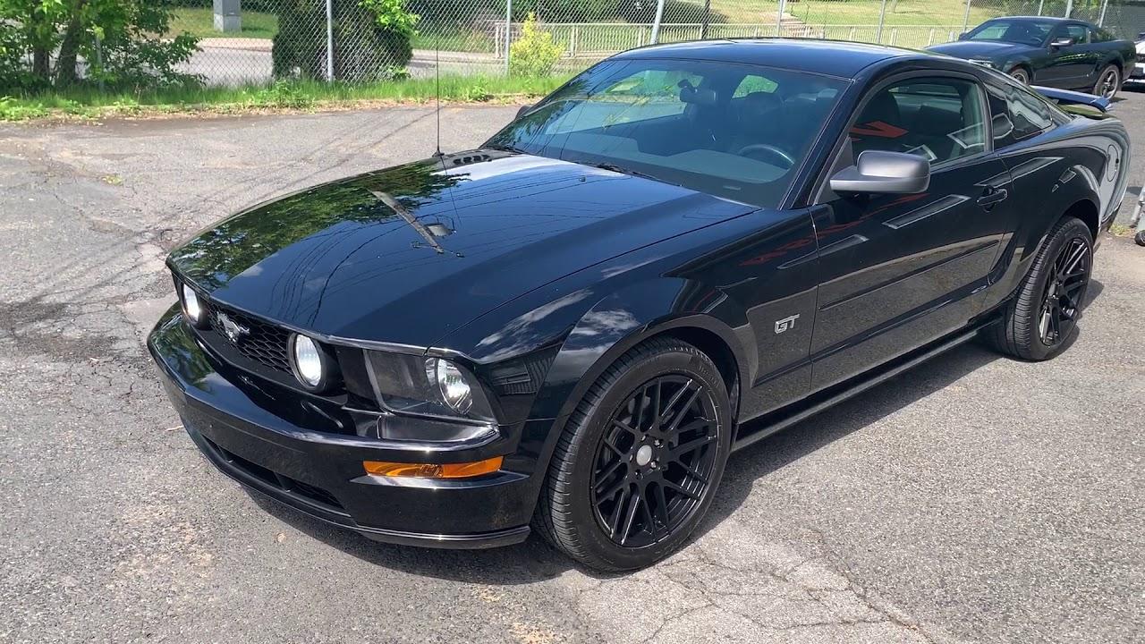 Download Mustang GT Premium 2005 avec 80000km
