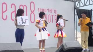 PENAこと福地礼奈ちゃんと倉野尾成美ちゃんのドライビングフェス体験レ...